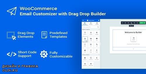 CodeCanyon - WooMail v2.3 - WooCommerce Email Customizer - 22400984