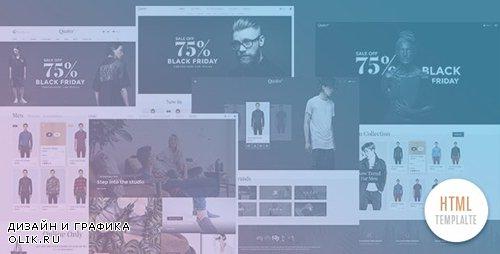 ThemeForest - Quato v1.0.2 - Multi Store Responsive HTML Template - 15359754