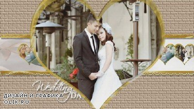 Проект ProShow Producer - Бежевая свадьба