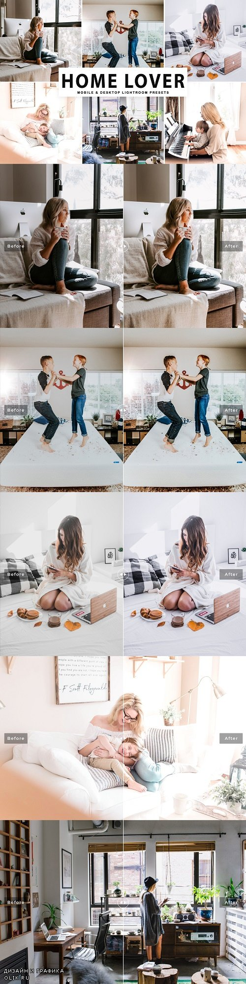 Home Lover Pro Lightroom Presets - 4050885