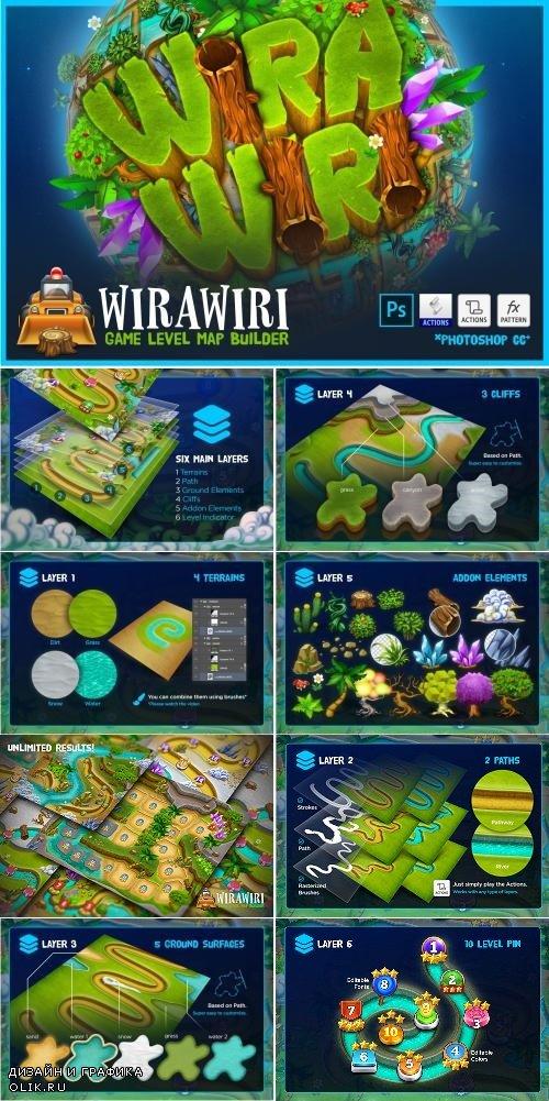WIRAWIRI – Game Level Map Builder - 4084740