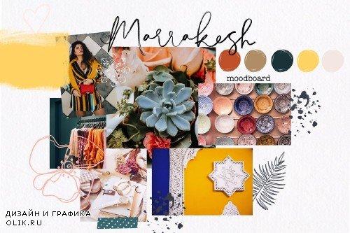 Marrakesh Procreate Stamps - 3612494