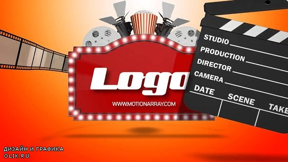 Movie Logo 293737 - After Effects Templates