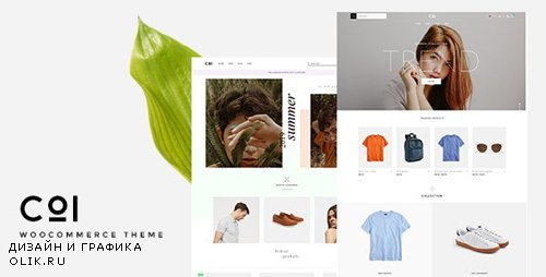 ThemeForest - Coi v1.0.4 - Fashion WooCommerce Theme - 24014834