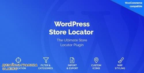 CodeCanyon - WordPress Store Locator v1.9.10 - 15762057