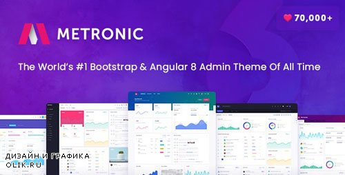 ThemeForest - Metronic v6.0.8 - Responsive Admin Dashboard Template - 4021469
