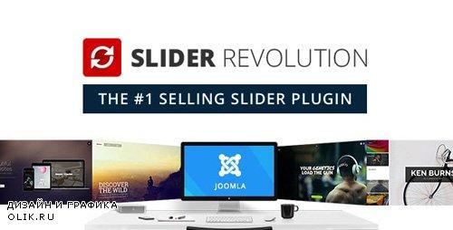 CodeCanyon - Slider Revolution v5.4.2.2 - Responsive Joomla Plugin - 20761771