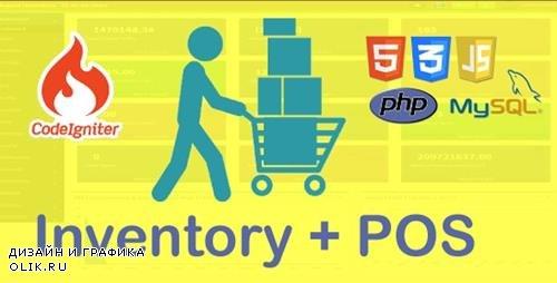 CodeCanyon - Elegant POS-Inventory Management System v1.2 - 23401447