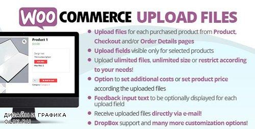 CodeCanyon - WooCommerce Upload Files v51.9 - 11442983