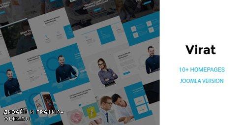 ThemeForest - Virat v1.0.2 - Responsive Multi-Purpose Joomla Website Template - 23979521