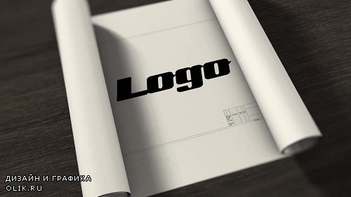 Blueprint Logo 294924 - After Effects Templates