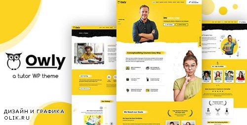 ThemeForest - Owly v1.3 - Tutor, Training WordPress, elearning Theme - 23394631
