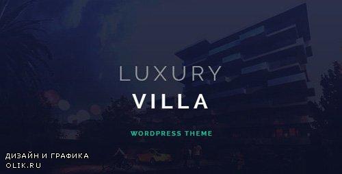 ThemeForest - Luxury Villa v3.0 - Property Showcase WordPress Theme - 9836081