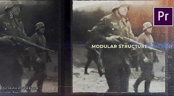 History Slides 294440 - Premiere Pro Templates