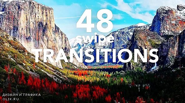 48 Transitions 294700 - Premiere Pro Templates