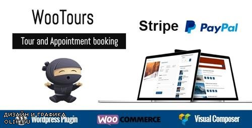 CodeCanyon - WooTour v3.2.2 - WooCommerce Travel Tour Booking - 19404740