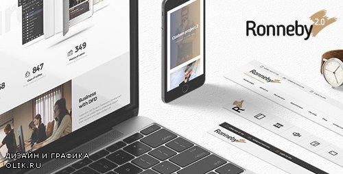 ThemeForest - Ronneby v3.1.9 - High-Performance WordPress Theme - 11776839 - NULLED