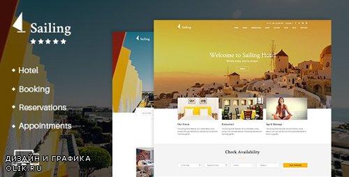 ThemeForest - Hotel WordPress Theme - Sailing v4.1 - 13321455 - NULLED