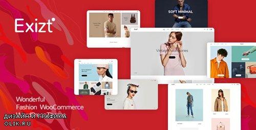 ThemeForest - Exizt v1.0.14 - Fashion WooCommerce WordPress Theme - 21225863