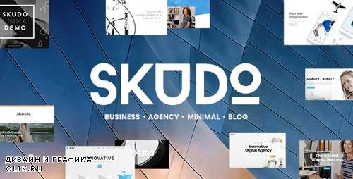 ThemeForest - Skudo v1.4.3 - Responsive Multipurpose WordPress Theme - 20943362