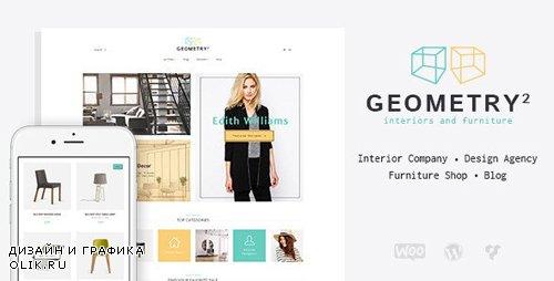 ThemeForest - Geometry v1.9.1 - Interior Design & Furniture Shop WordPress Theme - 10895776