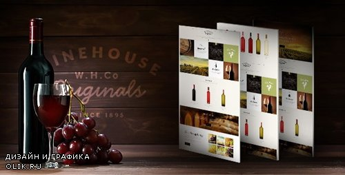 ThemeForest - Wine House v2.2 - Vineyard & Restaurant Liquor Store WordPress Theme - 10186096