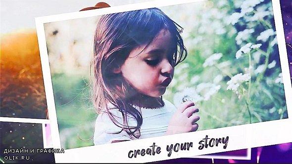 Inspiring Photo Slideshow 296704 - PRMPRO Templates