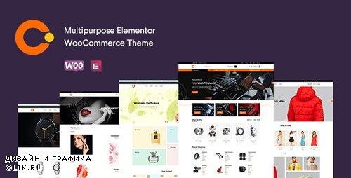ThemeForest - Cerato v1.1.5 - Multipurpose Elementor WooCommerce Theme - 23323236