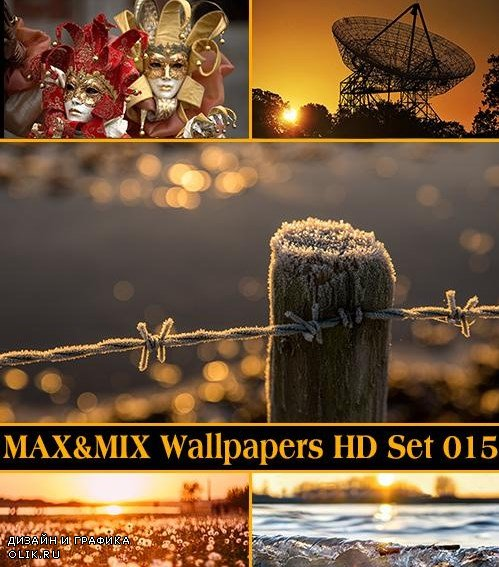 MAX&MIX WALLPAPERS HD SET 015