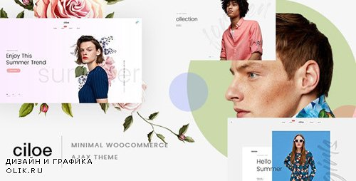 ThemeForest - Ciloe v1.7.2 - Multipurpose WooCommerce Theme - 22632026