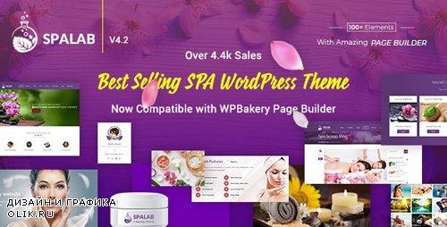 ThemeForest - Spa Lab v4.2 - Beauty WordPress Theme - 8795615