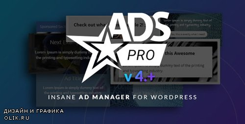 CodeCanyon - Ads Pro Plugin v4.3.2 - Multi-Purpose WordPress Advertising Manager - 10275010 - NULLED