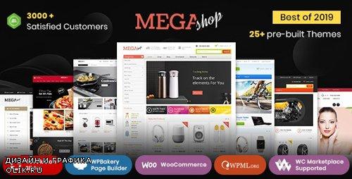 ThemeForest - Mega Shop v2.0 - WooCommerce Responsive Theme - 7488456