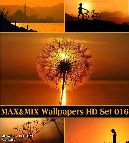 MAX&MIX Wallpapers HD Set 016
