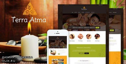 ThemeForest - Terra Atma v1.9 - Spa & Massage Salon Wellness WordPress Theme - 12019864