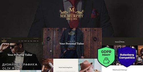 ThemeForest - Mr. Murphy v1.2 - Custom Dress Tailoring Clothing WordPress Theme - 17464930