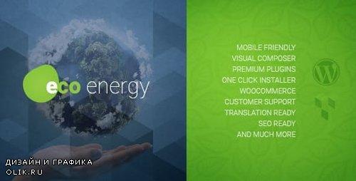 ThemeForest - ECO Energy v1.9.1 - Ecology & Alternative Power Company WordPress Theme - 12964860