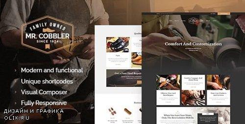 ThemeForest - Mr. Cobbler v1.1.2 - Custom Shoemaking & Footwear Repairs WordPress Theme - 19523415