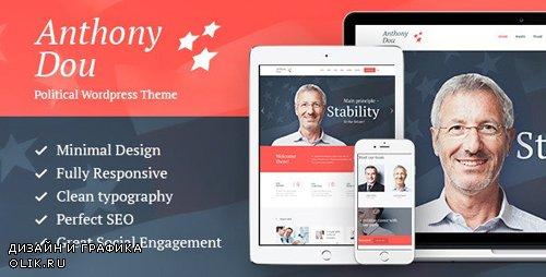 ThemeForest - Unite v1.9 - A Modern Political Candidate & Social Party WordPress Theme - 12513972