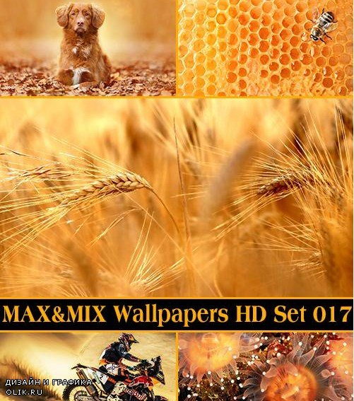 MAX&MIX WALLPAPERS HD SET 017
