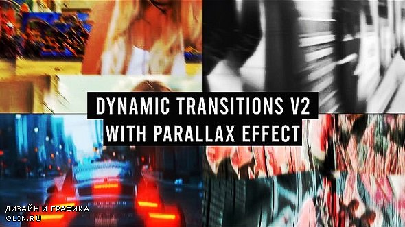 Dynamic Transitions V2 302404 - Premiere Pro Templates