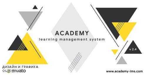 CodeCanyon - Academy v2.1 - Learning Management System - 22703468