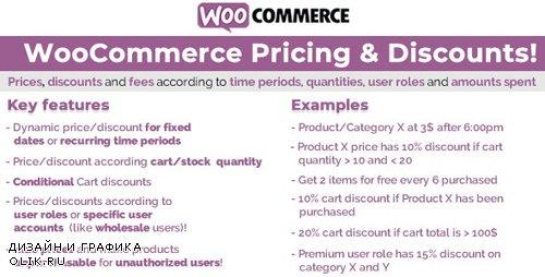 CodeCanyon - WooCommerce Pricing & Discounts! v12.2 - 14679278