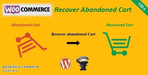 CodeCanyon - WooCommerce Recover Abandoned Cart v21.7 - 7715167