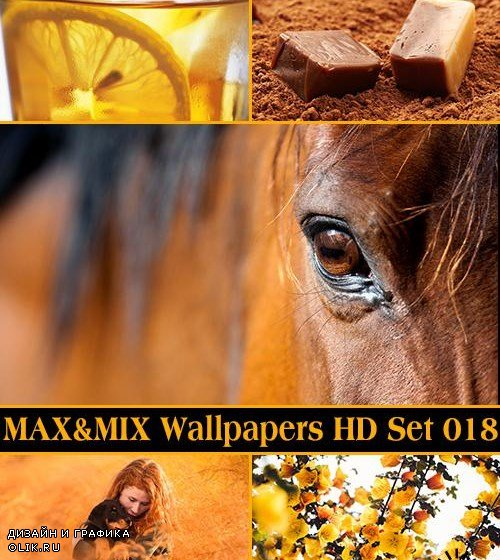 MAX&MIX WALLPAPERS HD SET 018