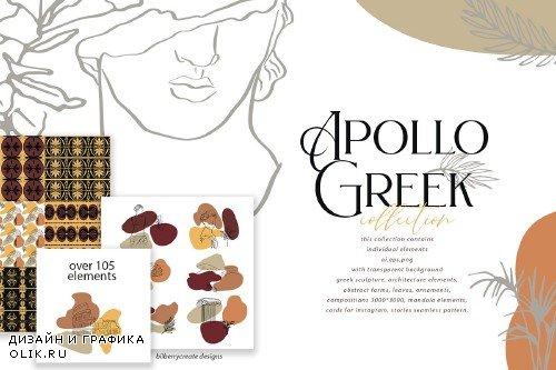 Apollo Greek collection - 4072317