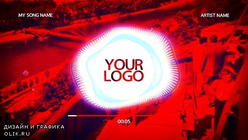 Audio Visualizer 296386 - After Effects Templates