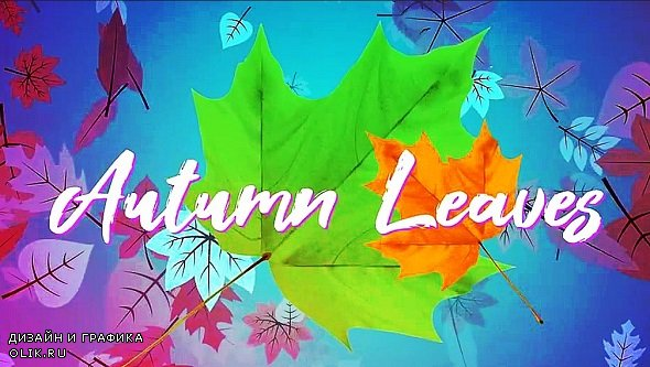 Autumn Leaves 301639 - After Effects Templates