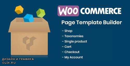 CodeCanyon - DHWCPage v5.1.9 - WooCommerce Page Template Builder - 7605299
