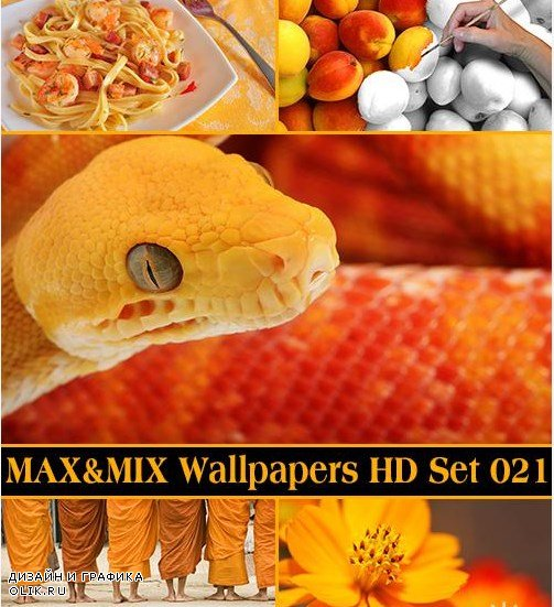MAX&MIX WALLPAPERS HD SET 021